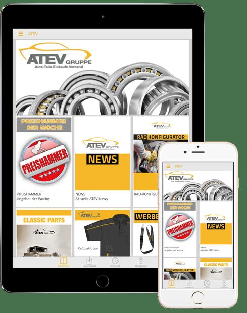 Atev App
