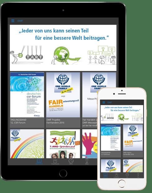 Publishing App