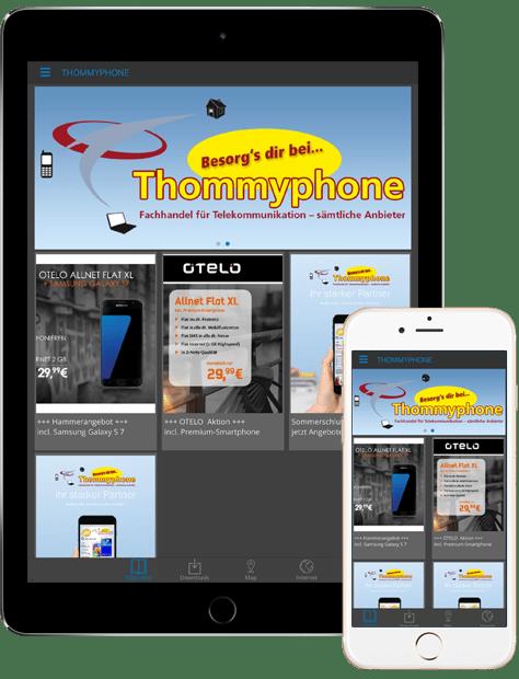 Handyshop App